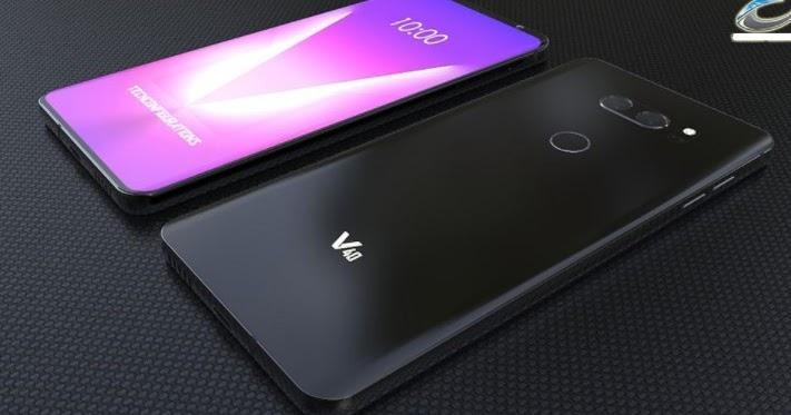 LG V40 Bakal Dibekali 5 Kamera dan Snapdragon 845
