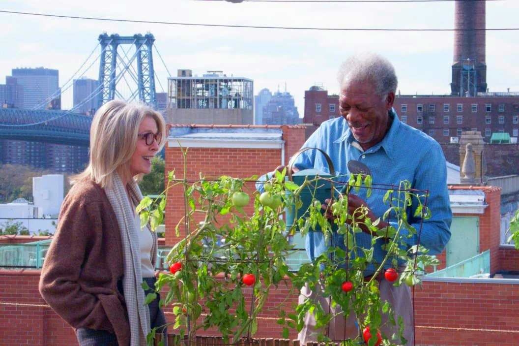 Film 5 Flights Up - Morgan Freeman, Diane Keaton