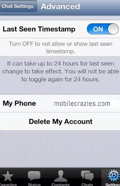 Cara Agar Whatsapp Tidak Terlihat Online di Android Dengan Mudah 3