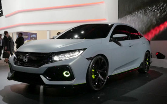2019 Honda Civic Hatchback Turbo Redesign, Specs, and Price