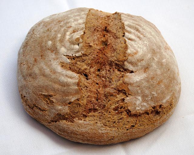 Pan de Cebada y Limón