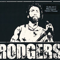 Paul Rodgers Live 2011 CD
