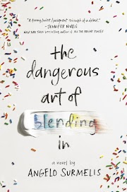 Hora de Ler: The dangerous art of Blending In - Angelo Surmelis