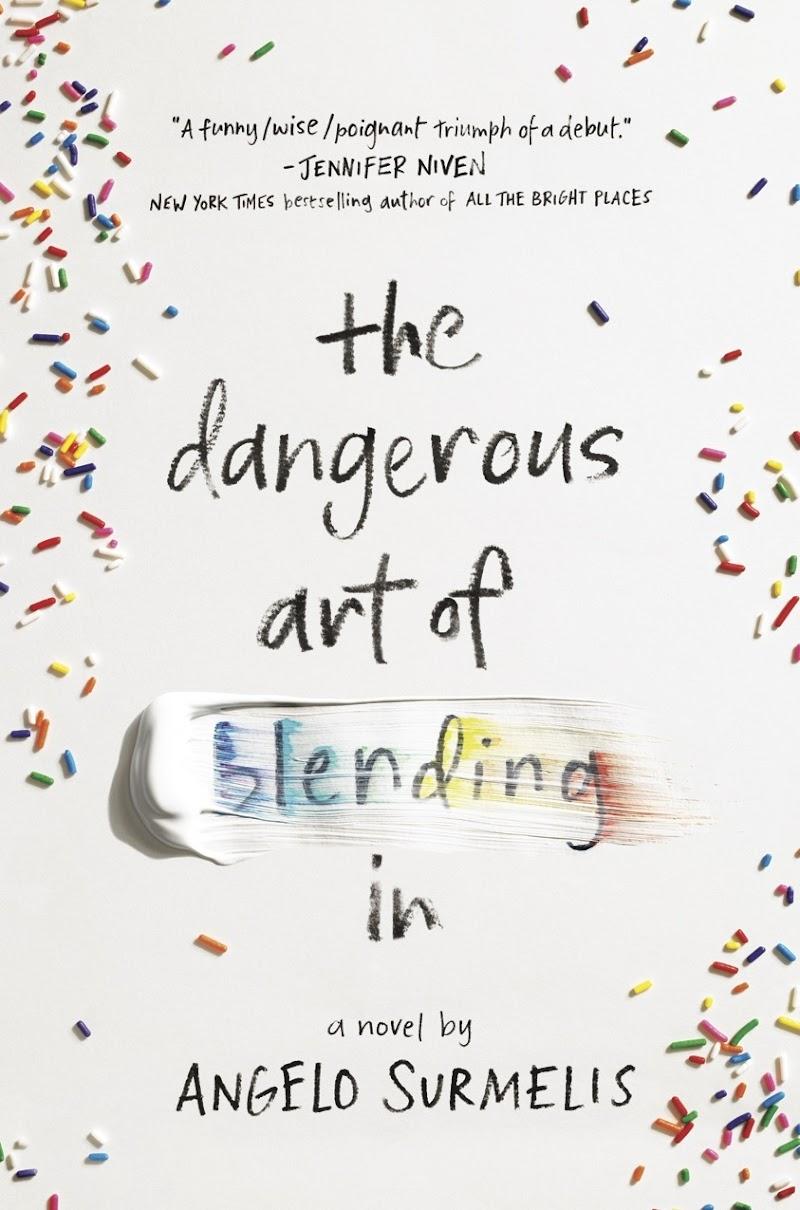 Hora de Ler: The dangerous art of Blending In - Angelo Surmelis