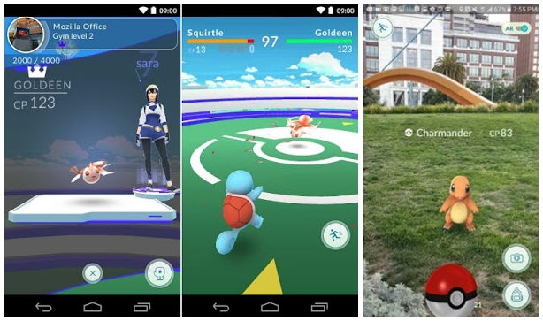 Update Pokemon GO Apk 0.29.2 Support CPU Intel dan Asus Zenfone