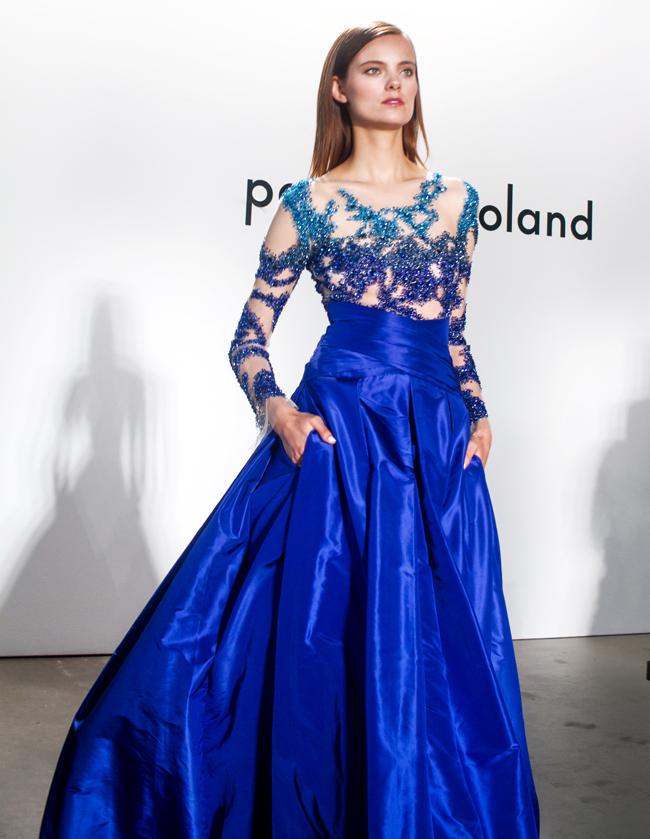 Pamella Roland SS 2018, Pamella Roland, Pamella Roland Spring, Pamella Roland Spring Collection, Pamella Roland 2018