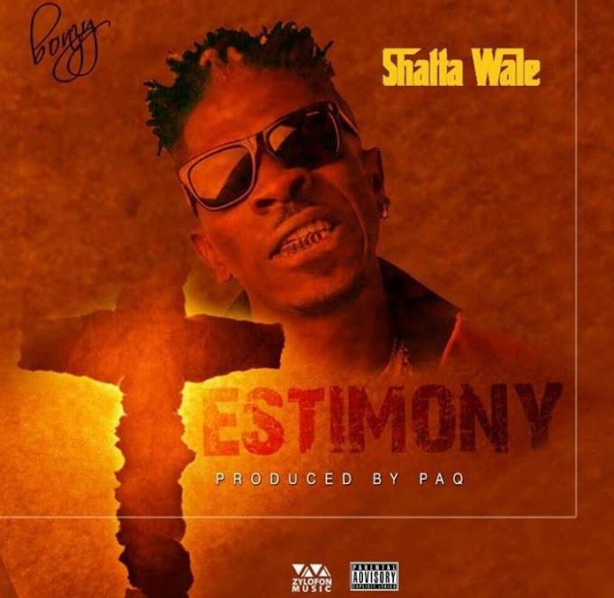 Music: Shatta Wale - Testimony