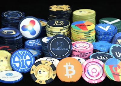 Tổng hợp ngắn gọn Top Coin 2018