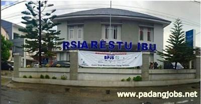Lowongan Kerja Padang: RSIA Restu Ibu April 2018