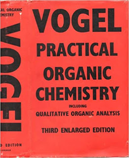 Vogel's Textbook of Practical Organic Chemistry Including Qualitative Organic Analysis  pdf free download