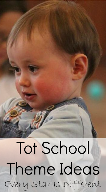 Tot School Theme Ideas for the School Year