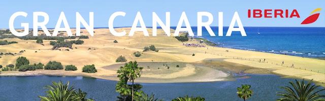 Ruta Vigo - Gran Canaria, con Air Nostrum
