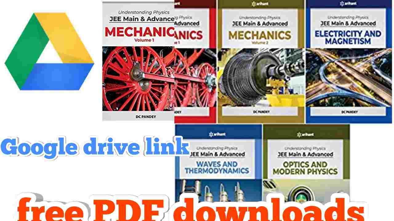 DC pandey physics pdf for free download | atomstudy