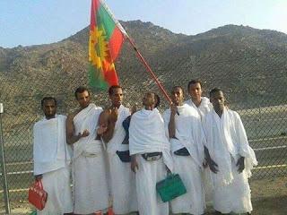 Dadka reer Oromo oo calankooda xajka ku qaatay