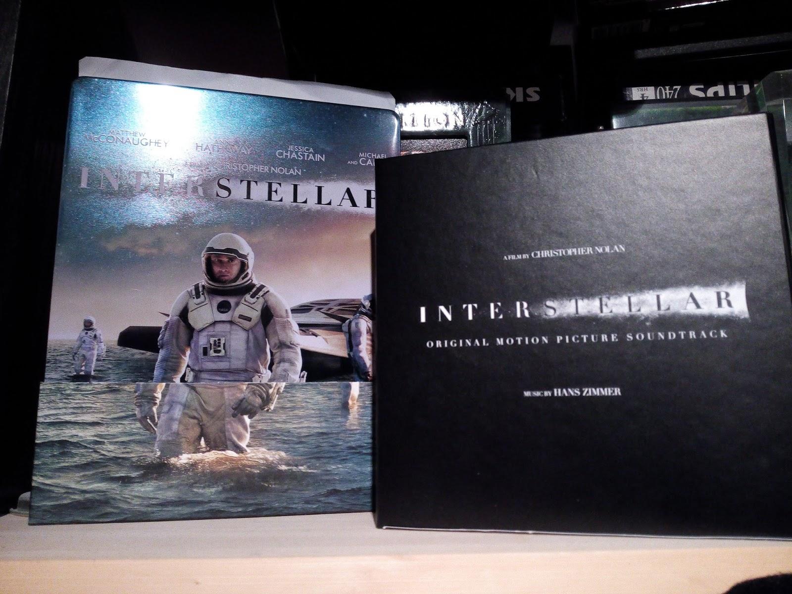 Der Buchdrache: Filmreview: Interstellar