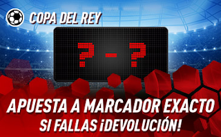 sportium Promo Copa del Rey 4-6 diciembre