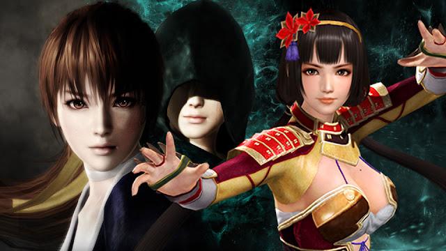 Dead or Alive 5 Last Round Save Data (Samurai Warriors DLC)