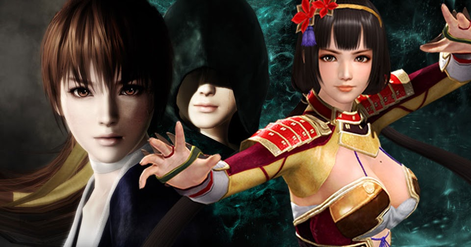 New Dead or Alive 5 screenshots show Ayane and Hitomi