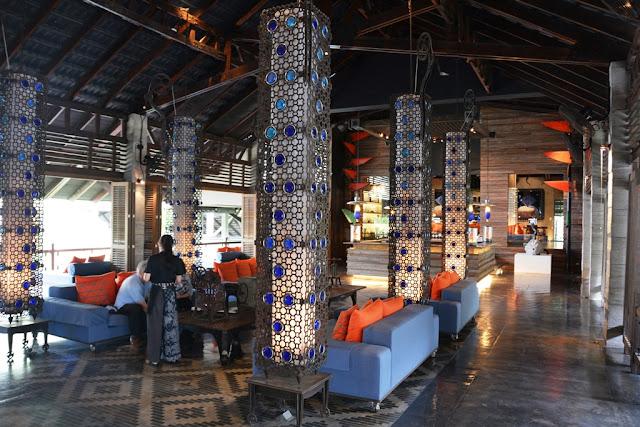 Indigo Pearl Phuket lobby
