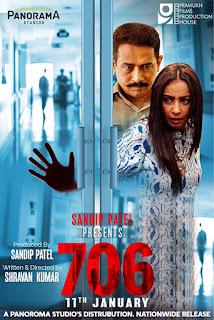 706 (2019) Hindi Movie HDRip | 720p | 480p