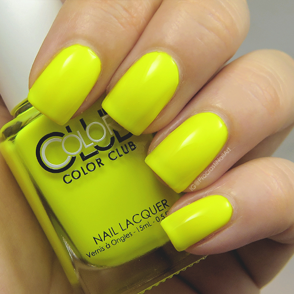 Color Club Yellin' Yellow