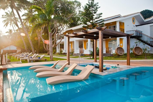 Luxury Hotel list of Goa, Five Star Hotel List of Goa India
