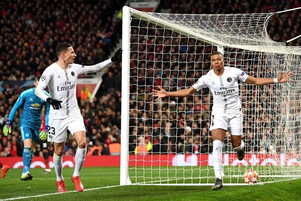 Прогноз ПСЖ – Манчестер Юнайтед