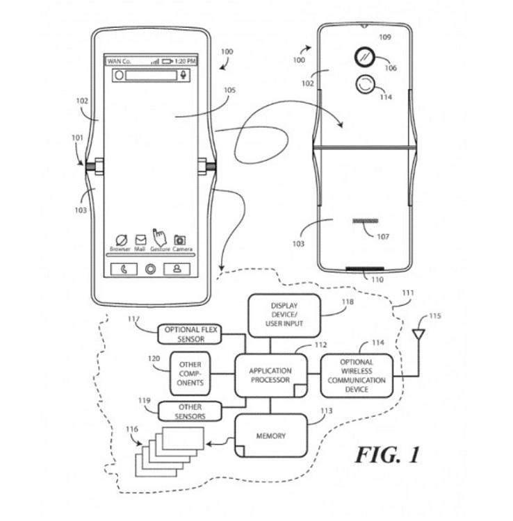 Motorola RAZR Foldable Smartphone