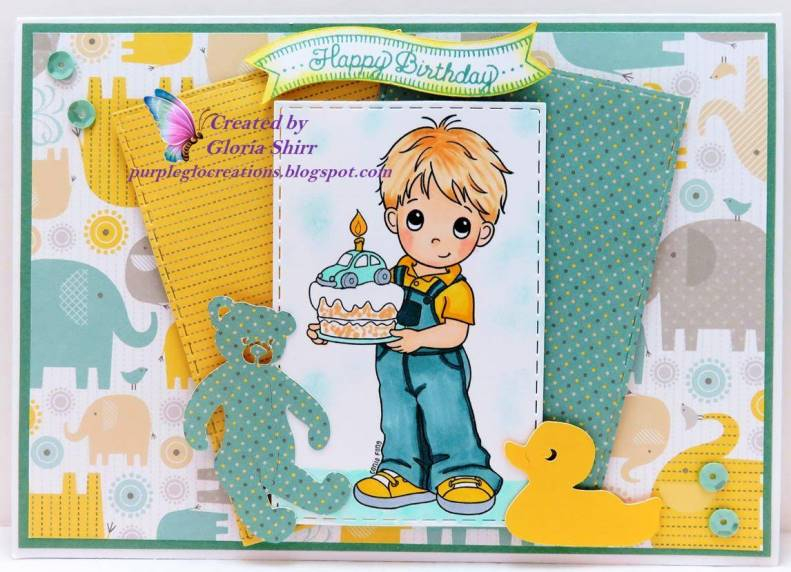 Featured Card at Create With TLC