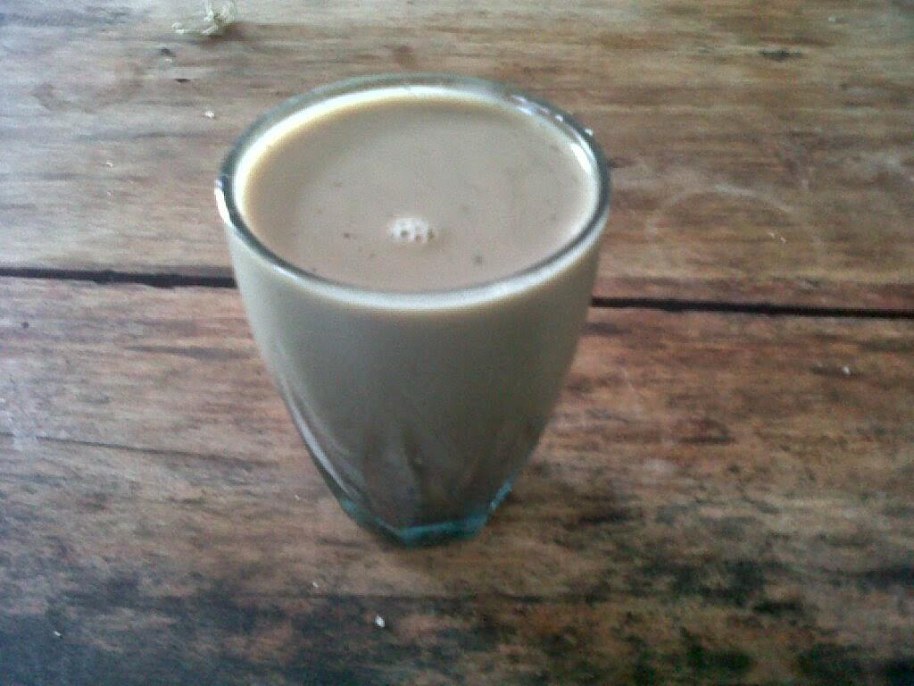 Jurus jitu membuat kopi susu nikmat