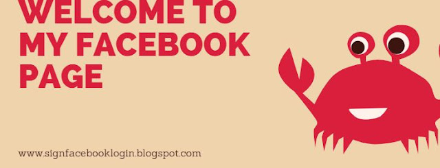 Welcome To My Facebook Page