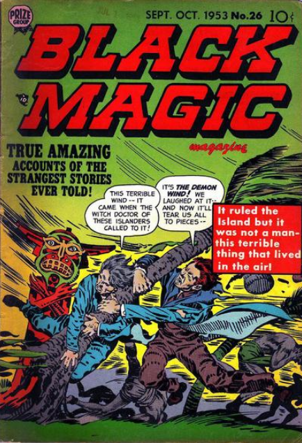 Simon-Kirby Black Magic 26