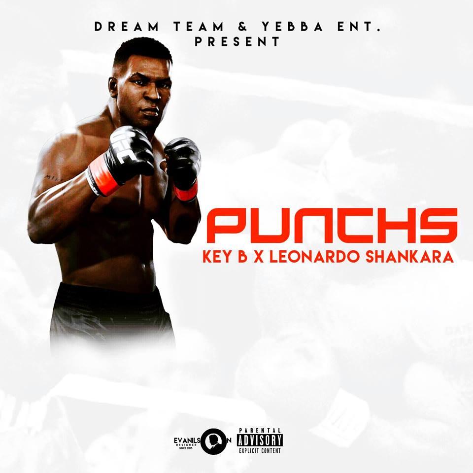 Key B - Punchs Ft. Leonardo Shankara // Download