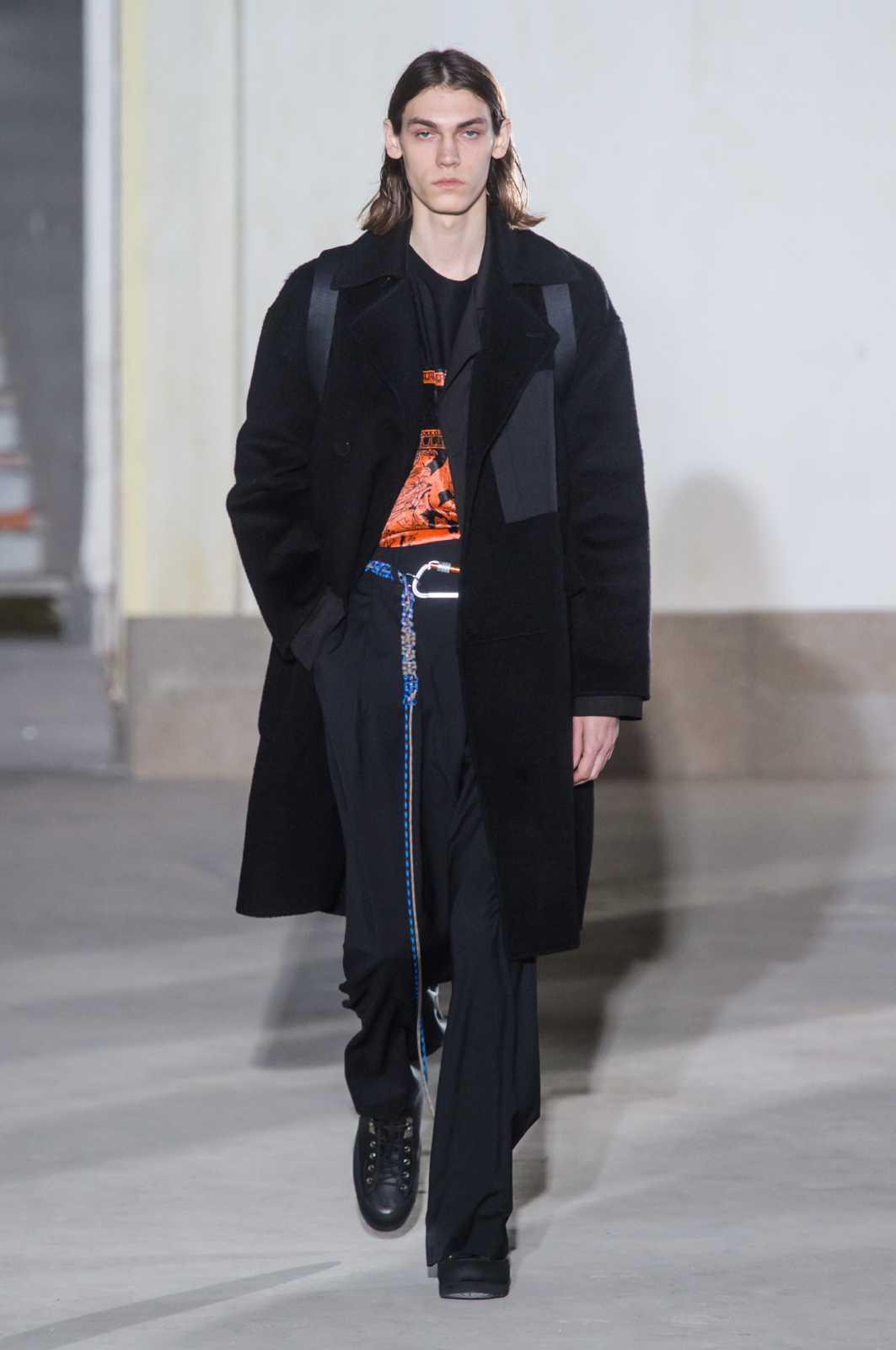 tudes fall winter 2018 2019 paris fashion week male. Black Bedroom Furniture Sets. Home Design Ideas