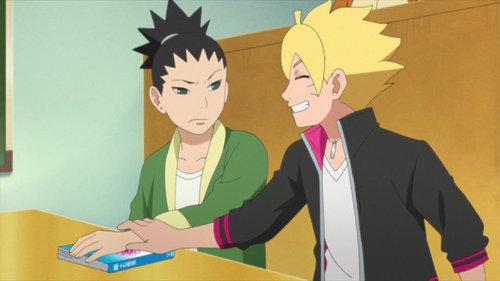 Boruto: Naruto Next Generations Cap - 2
