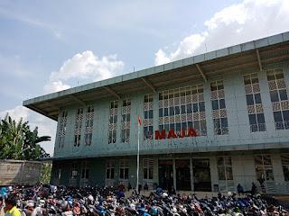 Stasiun Maja Dekat Citra Maja Raya