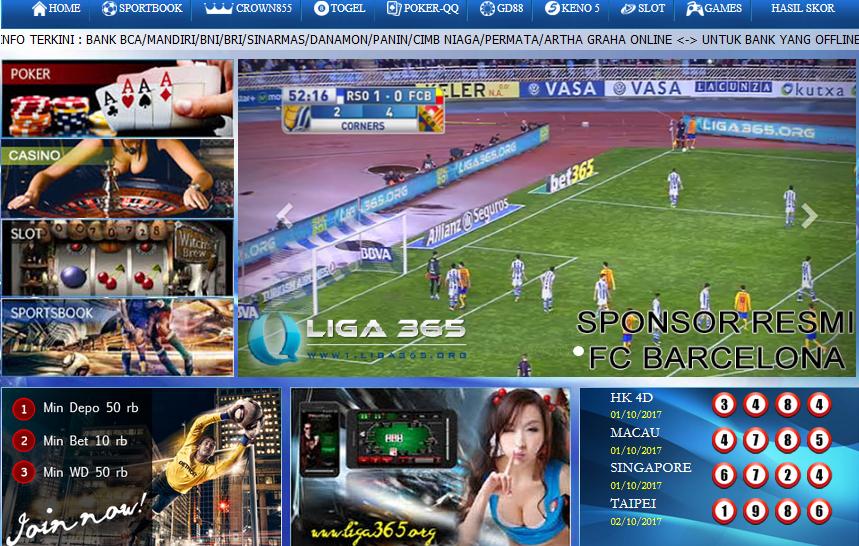 Mari Mereview Sedikit Tentang Liga365 Sebagai Situs Togel Terlengkap