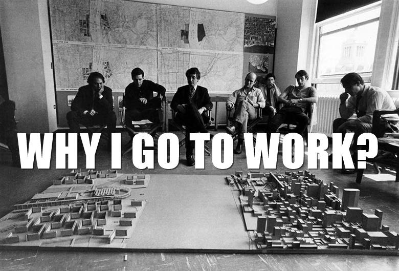 why i go work kenapa saya bekerja