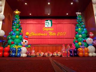 Dekorasi Natal Sekolah Minggu