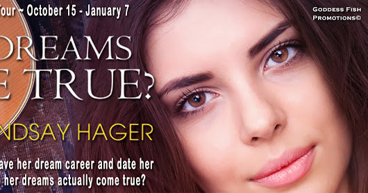 Can Dreams Come True? by Krysten Lindsay Hager - Book Tour and Giveaway