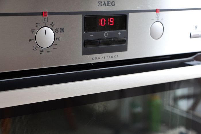 AEG Plus Steam Backofen