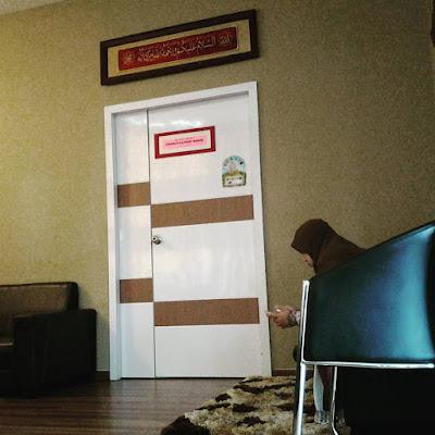 Bawa Anak Pergi Klinik