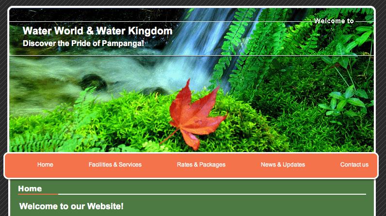 resorts in pampanga philippines sasmuan waterworld leisure and