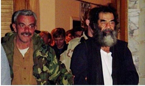 الرجل الذى اخفى صدام حسين يخرج عن صمته ويكشف مفاجاه رهيبه