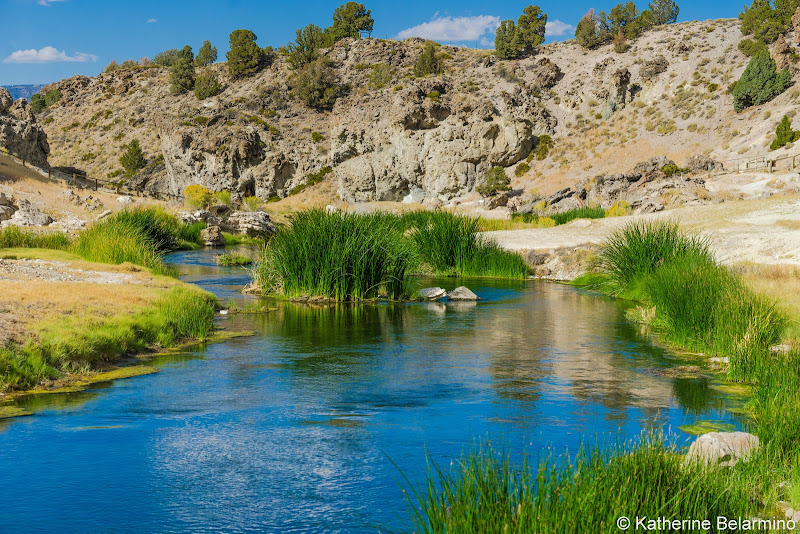 Hot Creek Things to Do in Mammoth in Summer