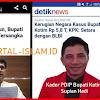Pdip Minta Kasus Korupsi Bupati Kotim Rp 5,8 Triliun Tak Dikaitkan Partai