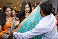 Actress Adah Sharma Launches Saree Niketan Showroom  0010.jpg