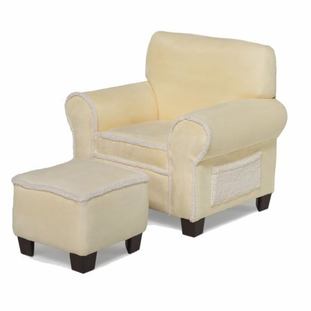 Total Fab: Kids' & Toddler Chair and Ottoman Sets