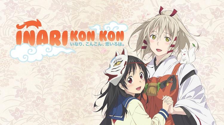 Inari, Konkon, Koi Iroha. BD Batch Episode 01 - 10 + OVA Subtitle Indonesia