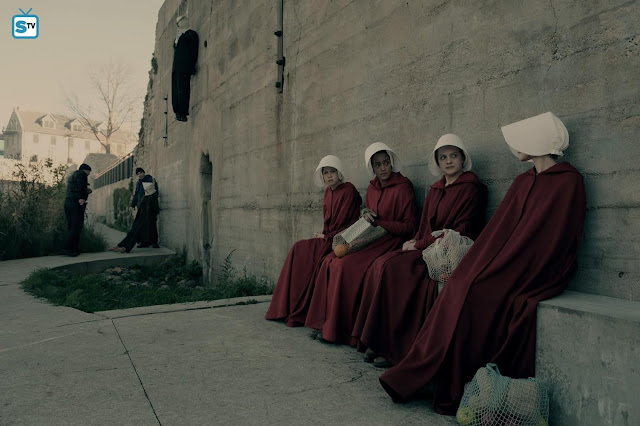 TV review: The Handmaid's Tale, episodes 1-3, on Hulu